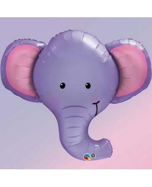 Ballon forme Tête Eléphant