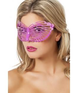 Lunettes Papillon adulte violet