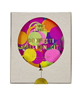 ballons confetis meri meri