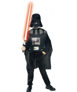 deguisement star wars dark vador licence enfant