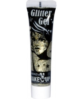 Gel pailleté or pour la peau 15 ml