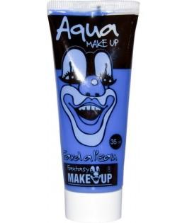 Tube aquacolor 35 ml bleu