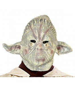 Masque 3/4 Yoda adulte