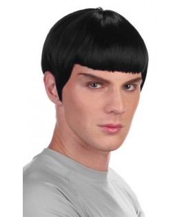 Perruque Spock Star Trek