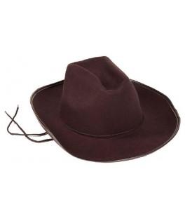 Chapeau de cowboy Texan Dallas noir