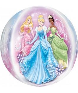 ballon anniversaire princesse disney