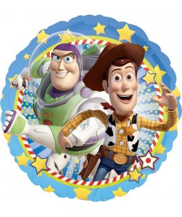 ballon anniversaire toy story