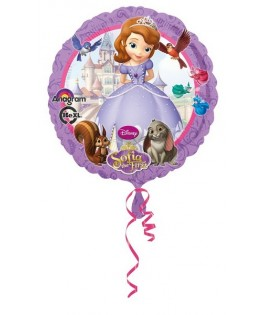 ballon anniversaire sofia