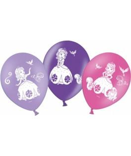 ballons anniversaire princesse sofia