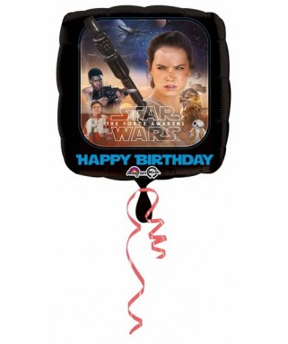 Ballon anniversaire Star Wars