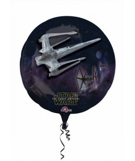 Ballon alu Star Wars The Force Awakens The Dark Side