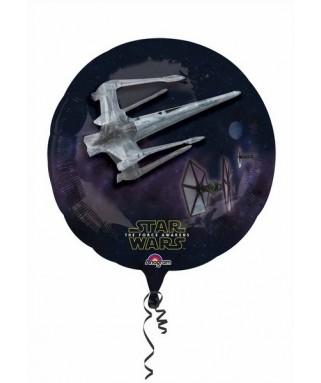 Ballon alu Star Wars The Force Awakens The Dark Side
