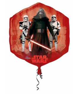 Ballon alu superforme Star Wars The Force Awakens