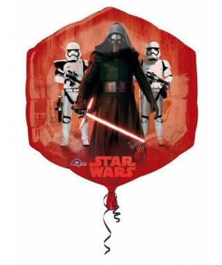Ballon alu superforme Star Wars The Force Awakens