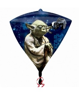 Ballon alu Diamant Star Wars