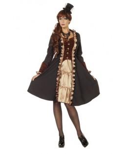 deguisement robe steampunk femme