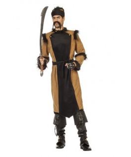 deguisement mongol homme