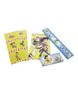 4 Sets de 20 cadeaux papeterie Toy Story