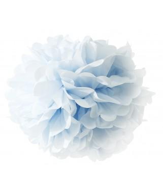 pompon decoration papier