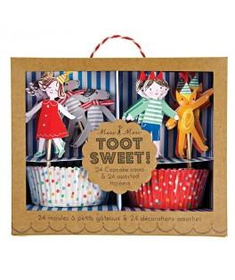 kit a cupcake toot sweet meri meri