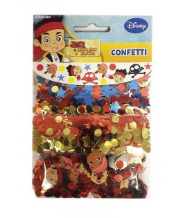 confettis anniversaire jake et les pirate