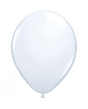 Ballons blancs standard  x25