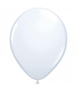 Ballons blancs standard  x100