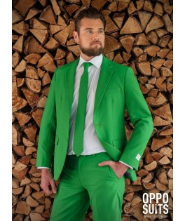 Déguisement Homme Opposuit orange