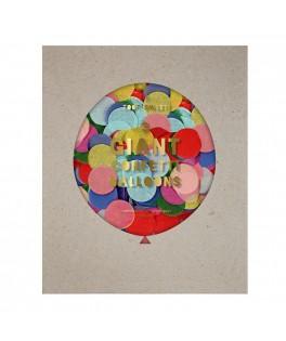 ballons geants confettis pastel meri meri