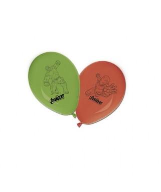Ballons Amazing Avengers Age of Ultron  x8