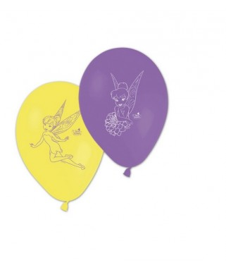 Ballons Fairies  x8