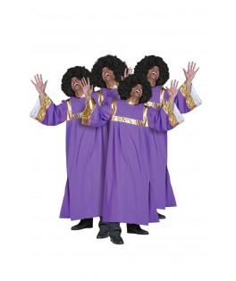 deguisement chanteur gospel