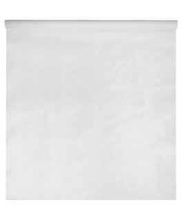 nappe rectangulaire blanche