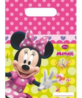 Sacs cadeaux Minnie Mouse Bowtique  x6