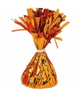 poids ballons cone a franges orange
