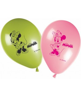 ballons minnie mouse