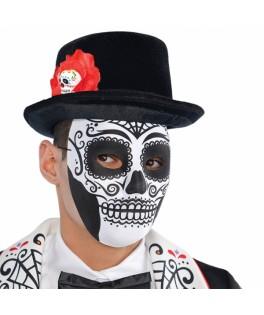 masque homme jour de la mort halloween
