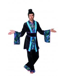 deguisement homme empereur de shanghai