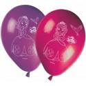 Ballons Princesse Sofia  x8