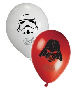 Ballons  Star Wars The Force Awakens  x8