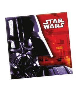 serviettes jetables Star Wars