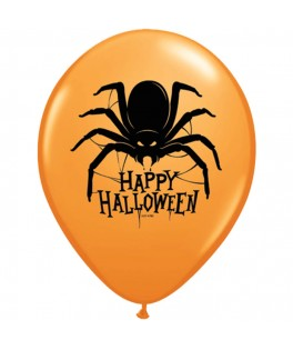 ballon araignée halloween