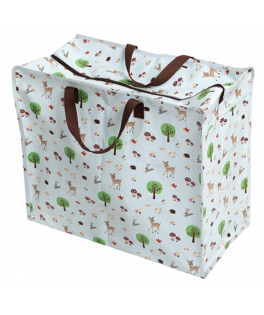 grand sac de rangement Jumbo Woodland Animals