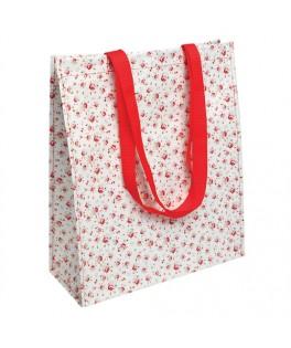 sac cabas shopping petites roses