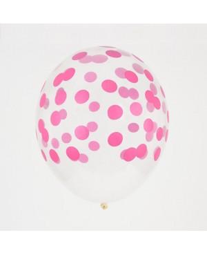 Ballons confettis fuschia My Little Day