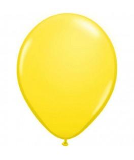 Ballons latex jaunes