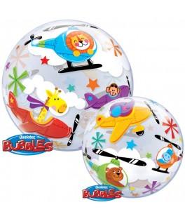 Ballon single Bubble  Parade du Cirque