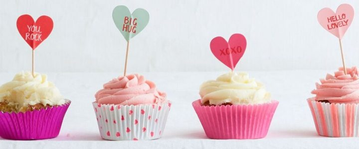 Envie de cupcakes pour vos jolies fêtes ?
