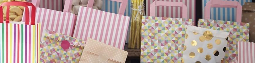 Pochettes cadeaux & Bonbons