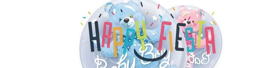 Ballon Baby Shower & Baptême